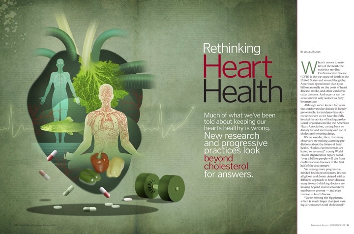 Rethinking Heart Health