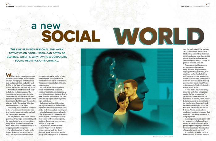 A New Social World